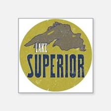 Lake Superior Circle Sticker