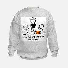 Cute Big brother kids Sweatshirt