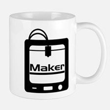 3D printer Maker Mugs