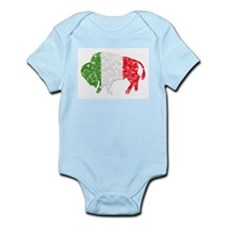 Funny Erie county Infant Bodysuit