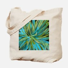 Tropical Lotus Delight Tote Bag