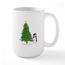Harry's Christmas Tree Mugs