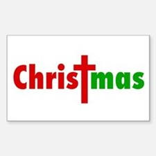 CHRISTmas Decal