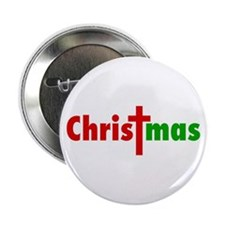 "CHRISTmas 2.25"" Button"