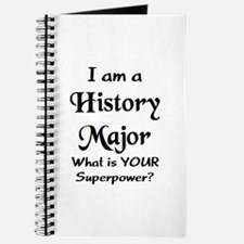 history major2 Journal