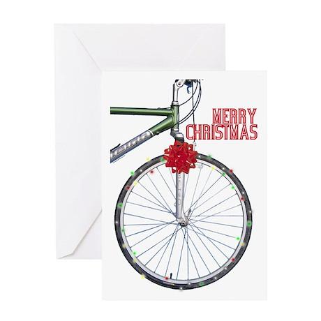 Bicycle Christmas Card