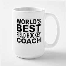 Worlds Best Field Hockey Coach Mugs