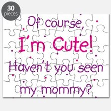 Cute Mommy Puzzle