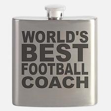 Worlds Best Football Coach Flask