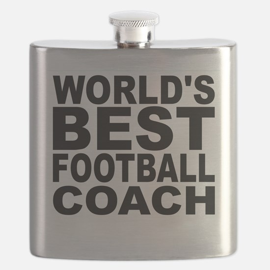 Worlds Best Football Coach Flask