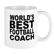 Worlds Best Football Coach Mugs