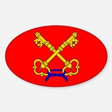Papal States Decal