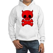 Little Devil Sweatshirt (Hooded)