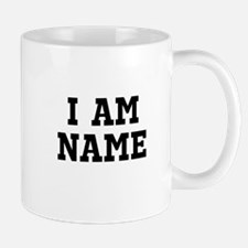 If lost return to text I am text Mug
