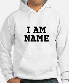 If lost return to text I am text Hoodie
