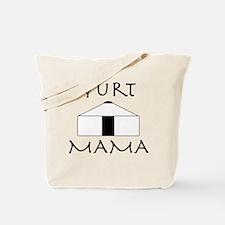 """""""Yurt Mama"""" Tote Bag"""