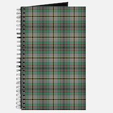 Craig Scottish Clan Tartan Journal