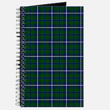 Douglas Scottish Clan Tartan Journal