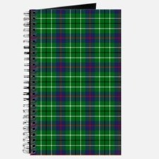 Duncan Scottish Clan Tartan Journal