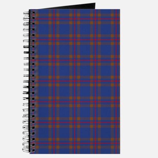 Elliot Scottish Clan Tartan Journal