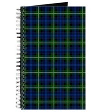 Forbes Scottish Clan Tartan Journal