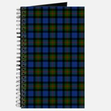 Gunn Scottish Clan Tartan Journal
