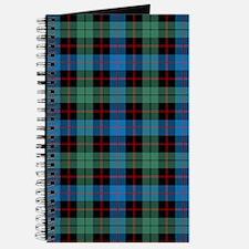 Guthrie Scottish Clan Tartan Journal