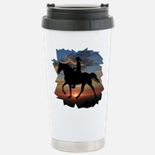 Cool Gaited horse Travel Mug