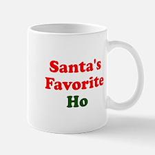 Santa's Favorite Ho Mug