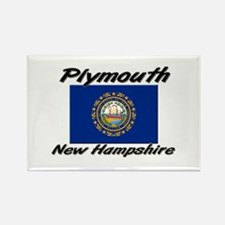 Plymouth New Hampshire Rectangle Magnet