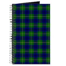 Johnston Scottish Clan Tartan Journal