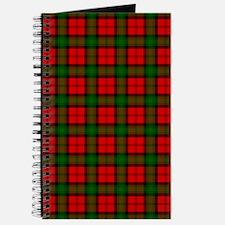 Kerr Scottish Clan Tartan Journal