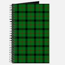 Kincaid Scottish Clan Tartan Journal