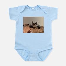 Mars Rover Curiosity Selfie Body Suit
