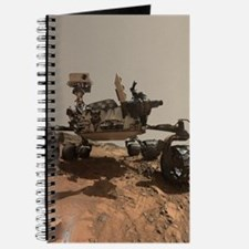Mars Rover Curiosity Selfie Journal