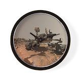 Mars space Basic Clocks