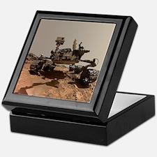 Mars Rover Curiosity Selfie Keepsake Box