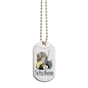 The Pool Whisperer Dog Tags