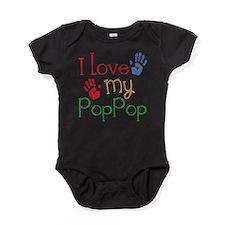 Cute Poppop Baby Bodysuit