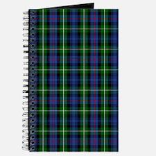 MacKenzie Scottish Clan Tartan Journal