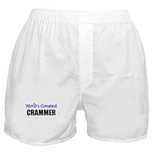 Worlds Greatest CRAMMER Boxer Shorts