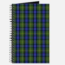 MacLaren Scottish Clan Tartan Journal