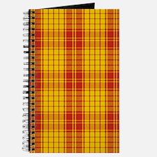 MacMillan Scottish Clan Tartan Journal