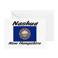 Nashua New Hampshire Greeting Cards (Pk of 10)