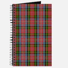 MacPherson Scottish Clan Tartan Journal