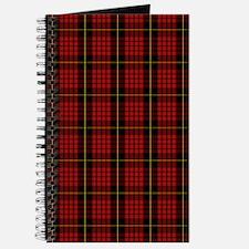 MacQueen Scottish Clan Tartan Journal
