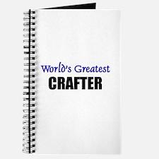 Worlds Greatest CRAFTER Journal