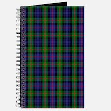 Murray Scottish Clan Tartan Journal