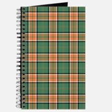 Pollock Scottish Clan Tartan Journal