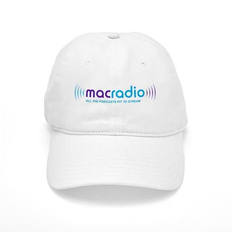 MacRadio Cap (White)